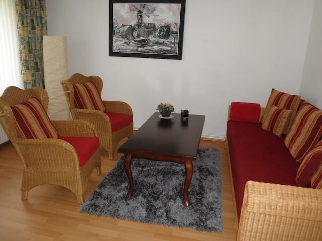 Gästehaus Bockup - Wohnung 1 - Bockup - Leilighet