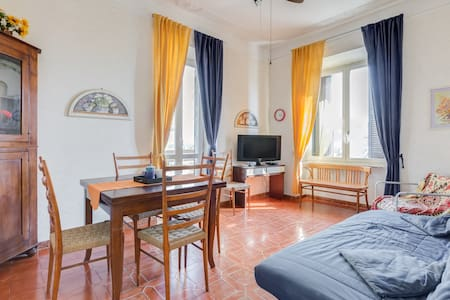House located in front of the sea - Lido di Ostia