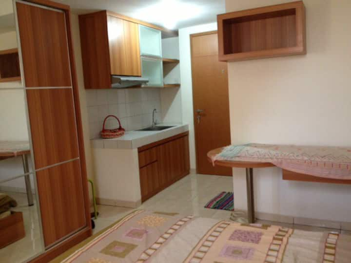 Daily rent-24hr Apartment in depok