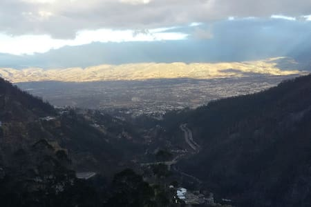 Quito-impresionante vista No. 2 - Leilighet