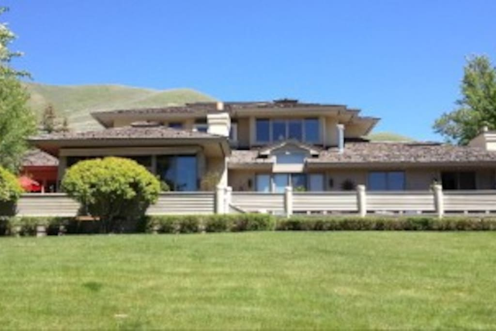 Beautiful Sun Valley Fairway Home Houses For Rent In Sun Valley Idaho United States