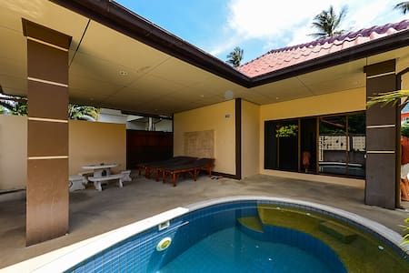Gerard's House on Lamai Beach - Ko Samui - Hus