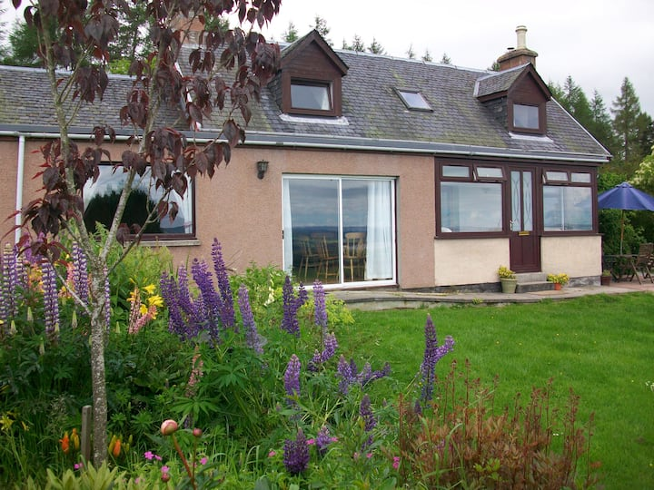 Stunning Farmhouse Dunmore House Beauly Inverness