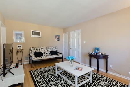 Lovely, quiet garden apartment - Los Angeles - Lakás