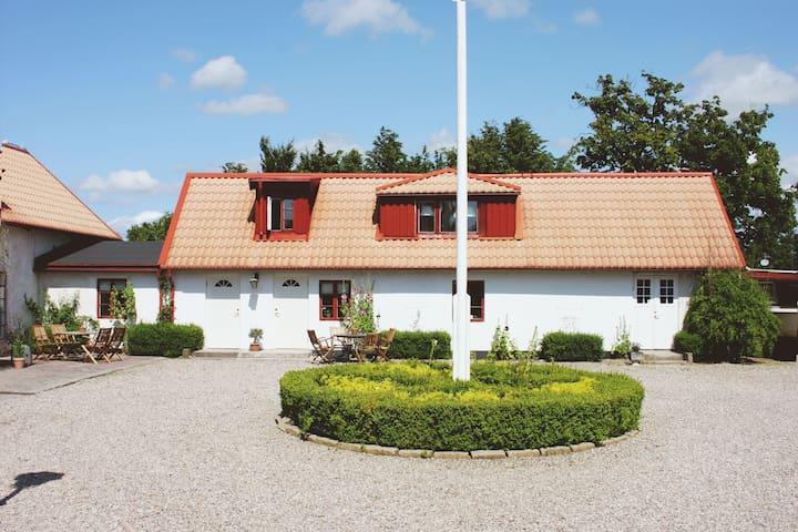 Lilla Ängagården, flat Strand - Beddingestrand - Huoneisto