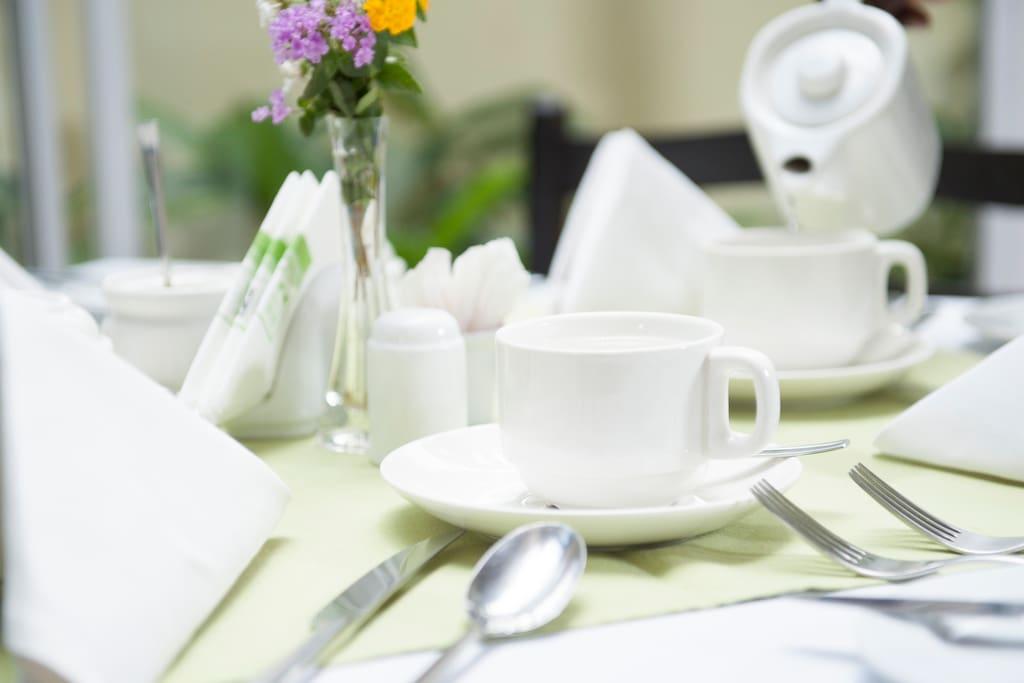 The Mvuli House Restaurant