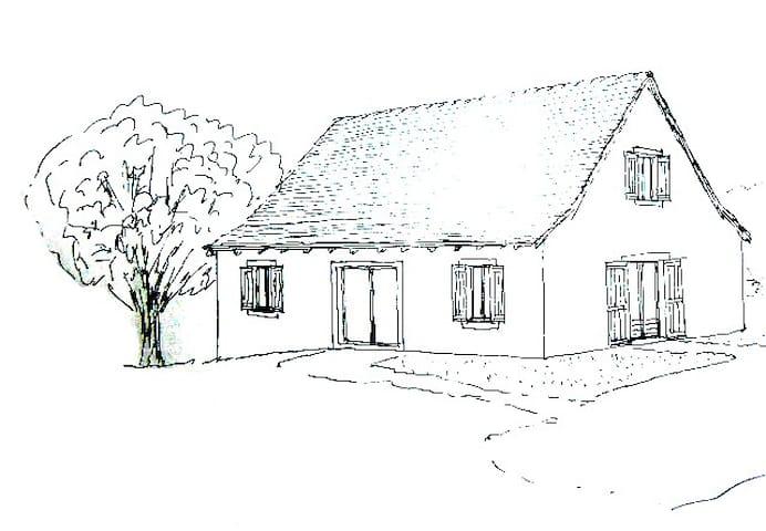 Maison typique, pleine de charme - Lacave - Hus