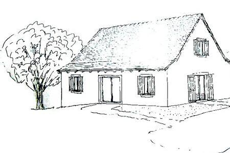 Maison typique, pleine de charme - Lacave - Casa
