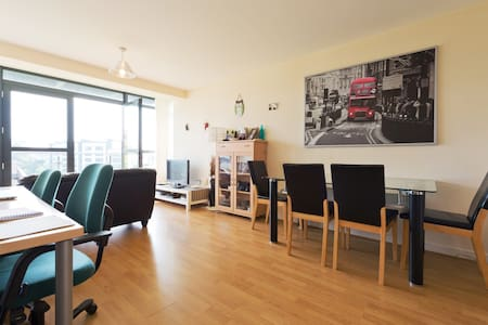 Pvt room north Dublin! Near Airport - Dublin - Apartamento