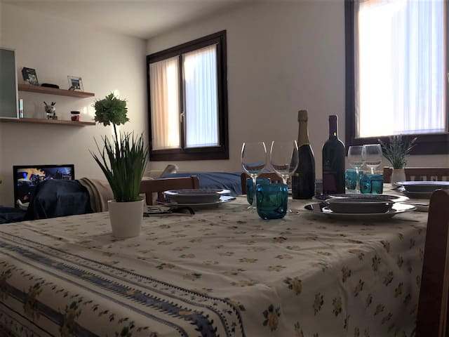 Venetian House near to Venice and Prosecco area. - Frescada - Appartement