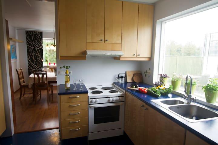 OrganicNursery GoldenCircle /HotTub - Selfoss - Apartment