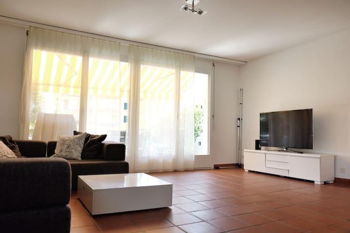 Ein Haus zum wohlfühlen - Locarno