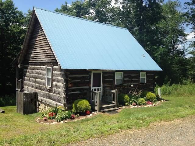A Blue Ridge Cabin