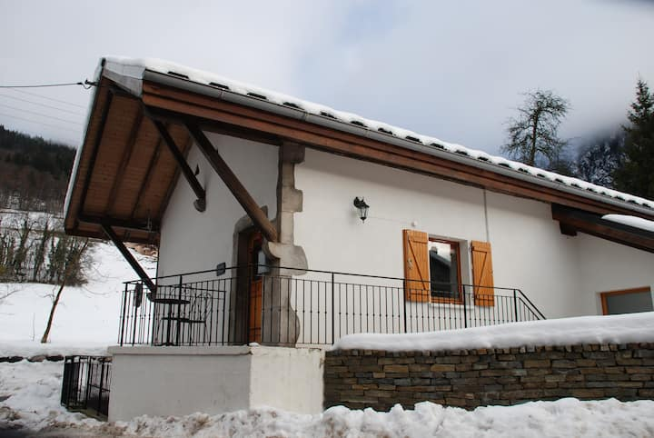 Chalet Ancienne Fromagerie, Samoens