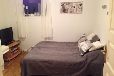 Rent a room 1 hour from Oslo - Ringerike