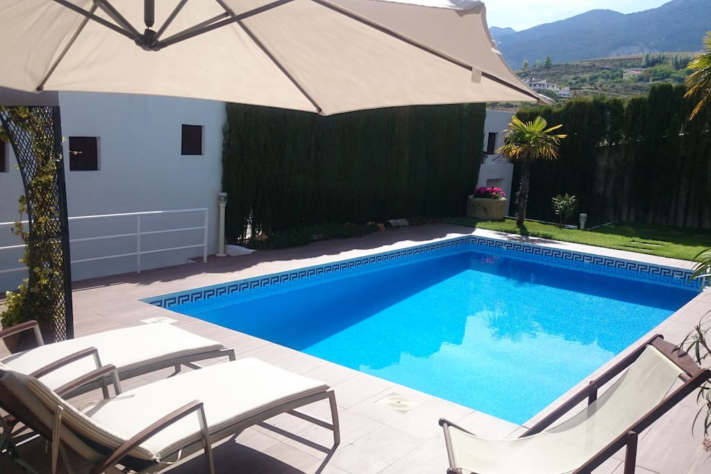 Villa De Luxe Avec Piscine Priv E Villas Louer