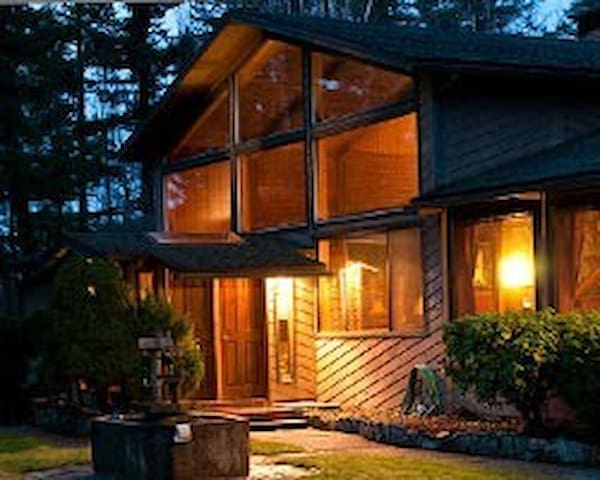 Anderson Creek Lodge Bed & Breakfast - Bellingham - Bed & Breakfast