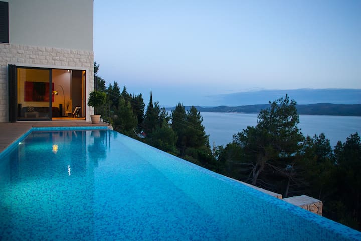 villa Forte - beautiful villa in a secluded place - Mimice