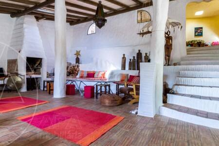 Artistic House Pool & Garden - Moncarapacho - 獨棟