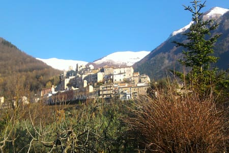 relax tra i monti della ciociaria - San Donato Val di Comino - Appartamento
