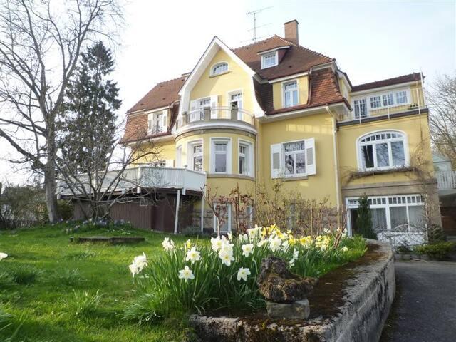 Traum Appartement bei Seestrasse - คอนสแตนซ์ - วิลล่า