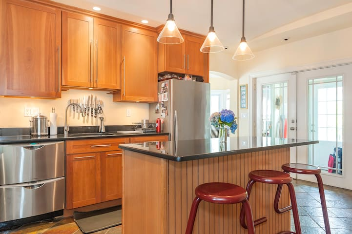 Victorian house close to Harvard Sq - Somerville - Apartment