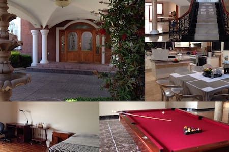 Room type: Private room Property type: House Accommodates: 9 Bedrooms: 1 Bathrooms: 3