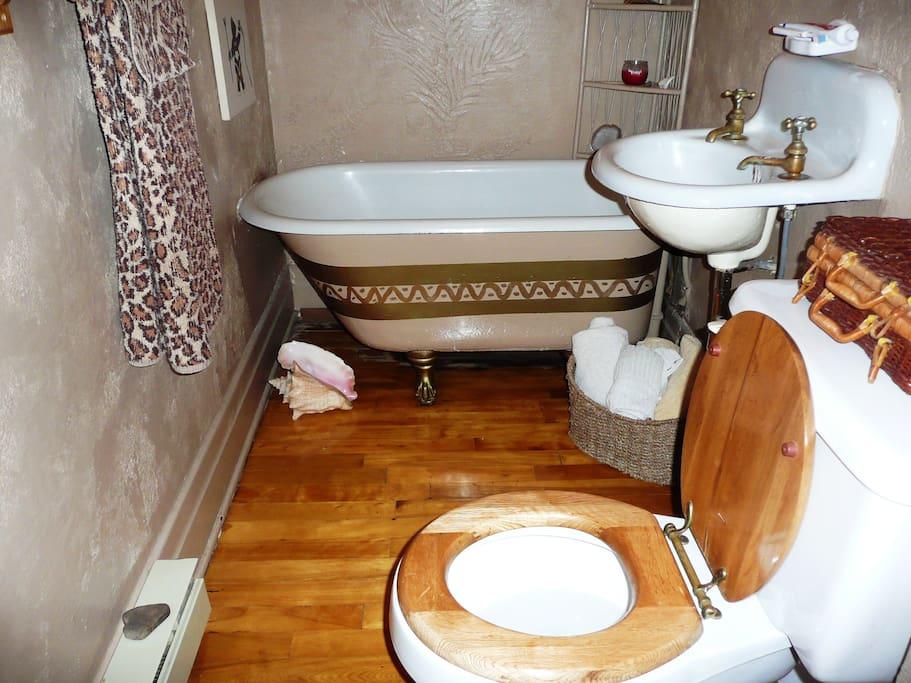 Salle de bain 2e étage