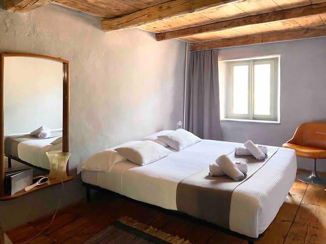 Top room / Suite / Junior suite
