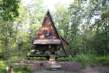 Gum Tree Lodge - Gordonsville - Hus