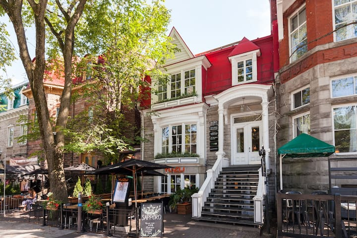 Cozy n Unique, DOWNTOWN OLD QUEBEC - Квебек - Квартира