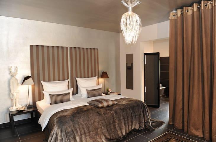 Secreto mit Terrasse - Langenlonsheim - Appartement