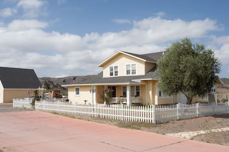 Historic Farmhouse on the Ranch - Santa Maria