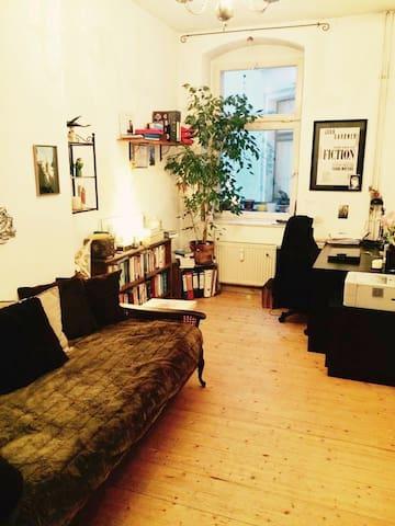 Cozy Single Bedroom/Study near Oranienburger St,