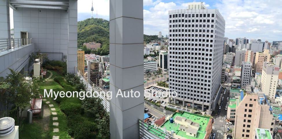 19th floor yard