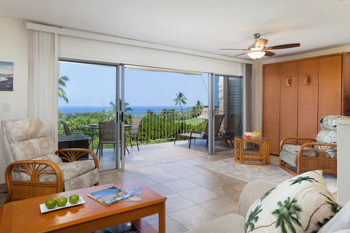 Quiet, Cozy Oasis in Paradise - Kailua-Kona - Apartament