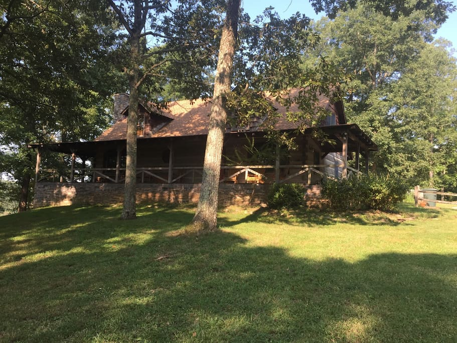 Log House 4br 3bath Houses For Rent In Franklin
