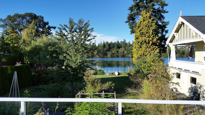 Room in beautiful waterfront suite - Victoria - Hus