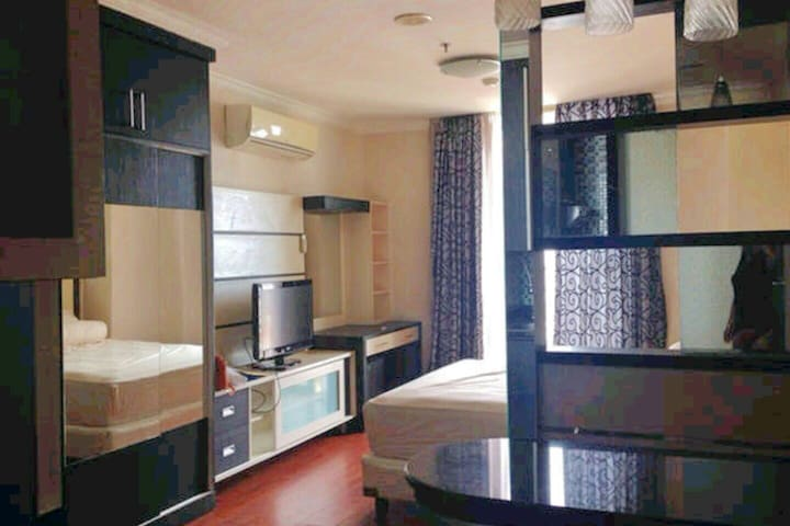 Awesome Apartment at Mangga Dua Jakarta.