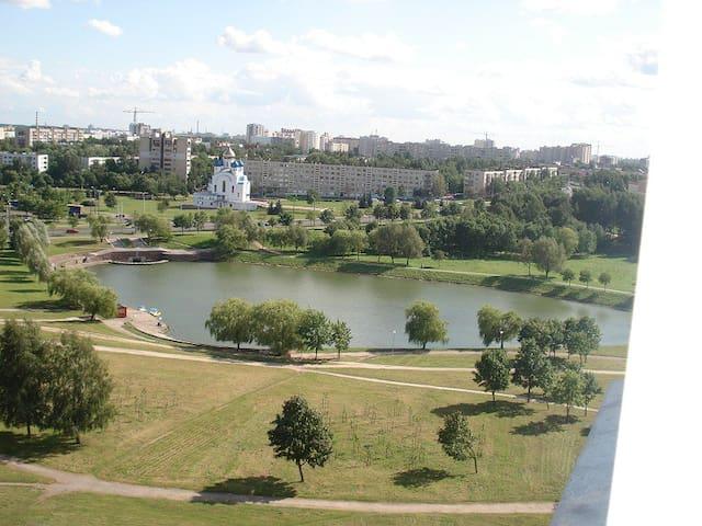 Appartement Minsk (Belarus) - Minsk - Apartment