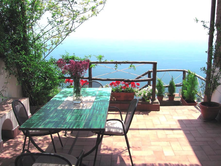 Wonderful House on the Amalfi Coast - Houses for Rent in Conca dei ...