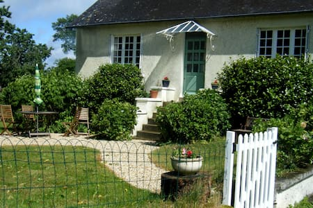 La Belle Maison cottage in Brittany - Plessala - Hus