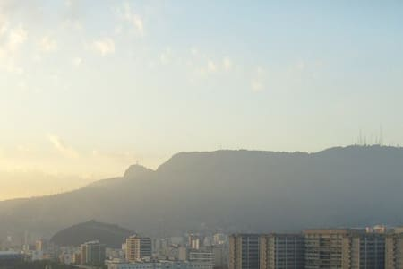 Suíte para três em Mangueira. - ริโอเดอจาเนโร