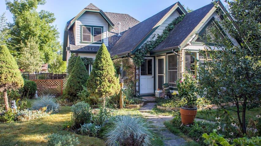 Private, Quaint, Oldtown Coachhouse - Fort Collins - Дом