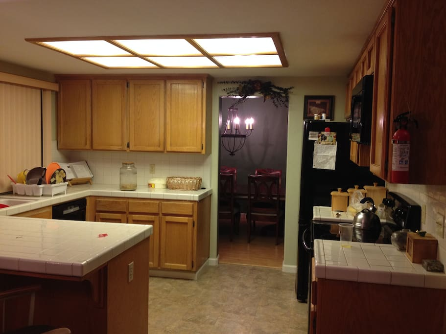 this is the full kitchen