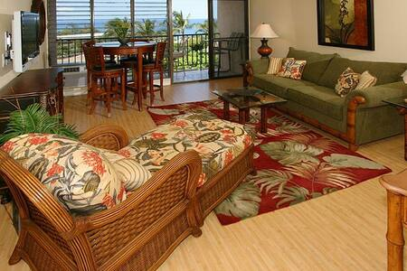 Premiere top-floor condo with view! - Kihei - Departamento