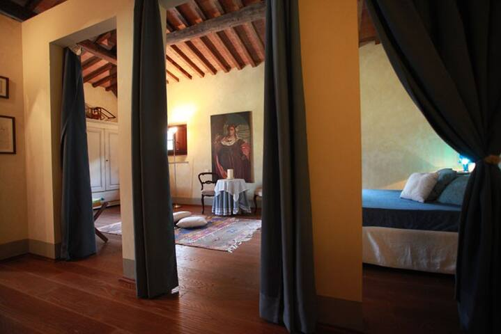 Deluxe Room Papavero - B&B Florence - Pontassieve - Bed & Breakfast