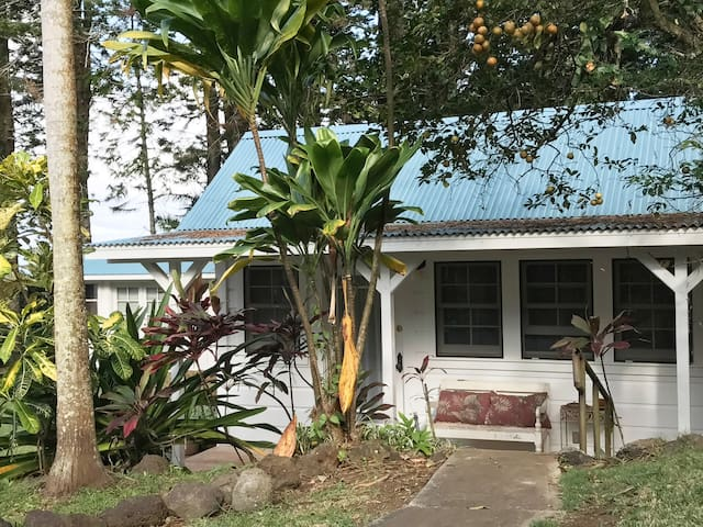 Ohana Cottage @ Hawi Plantation House - Hawi - Konukevi
