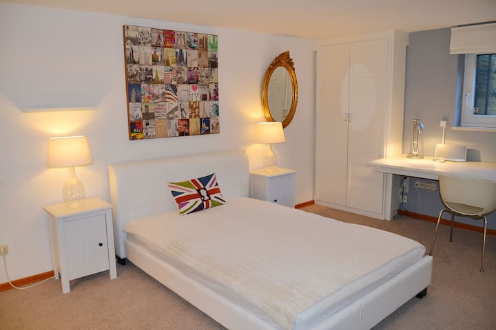 Separates Gästezimmer mit Duschbad - Hamburgo - Casa