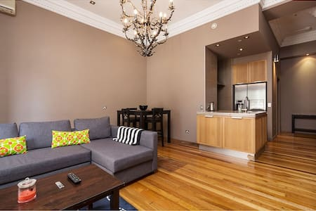 Spacious Central Fortitude Valley Apartment - Fortitude Valley - Apartmen